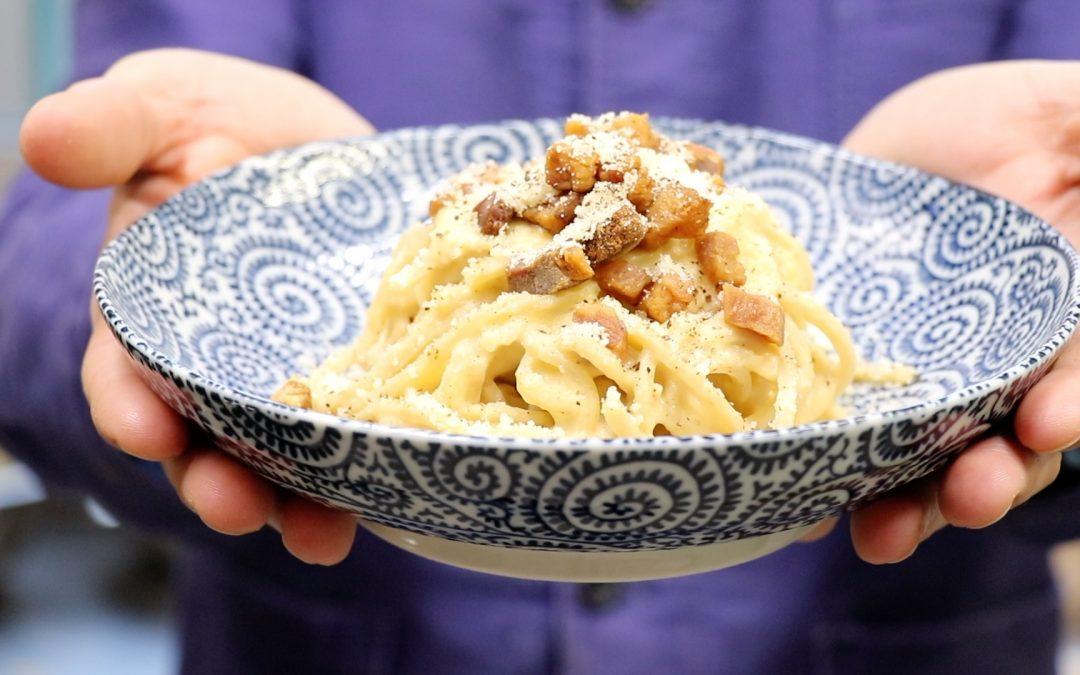 Spaghetti alla carbonara par Solina