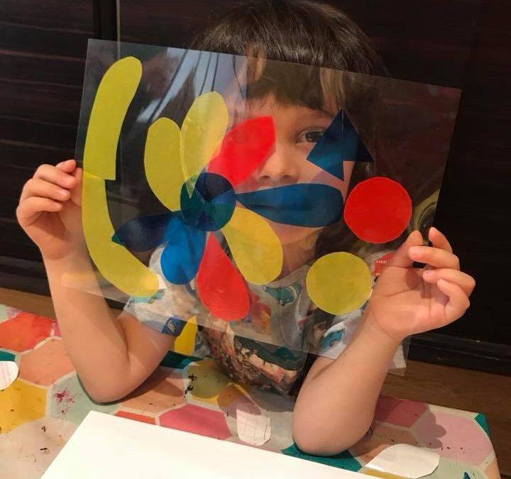 Arts plastiques pour enfants (Artykid 3-6ans)