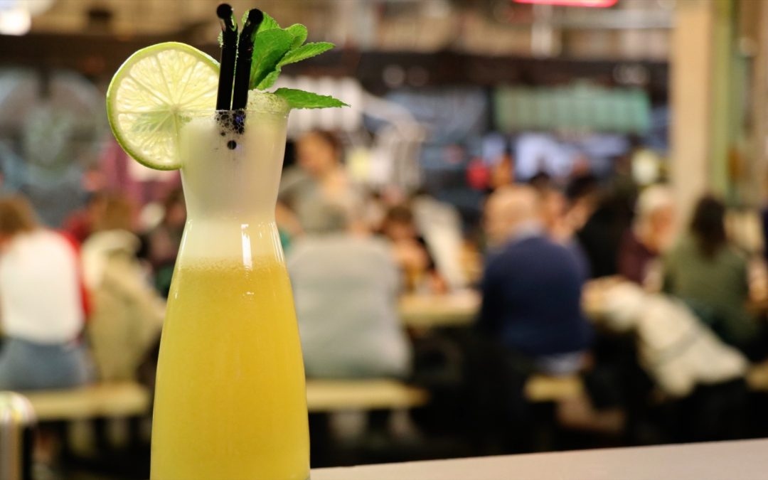 Cocktail : la piña colada revisitée