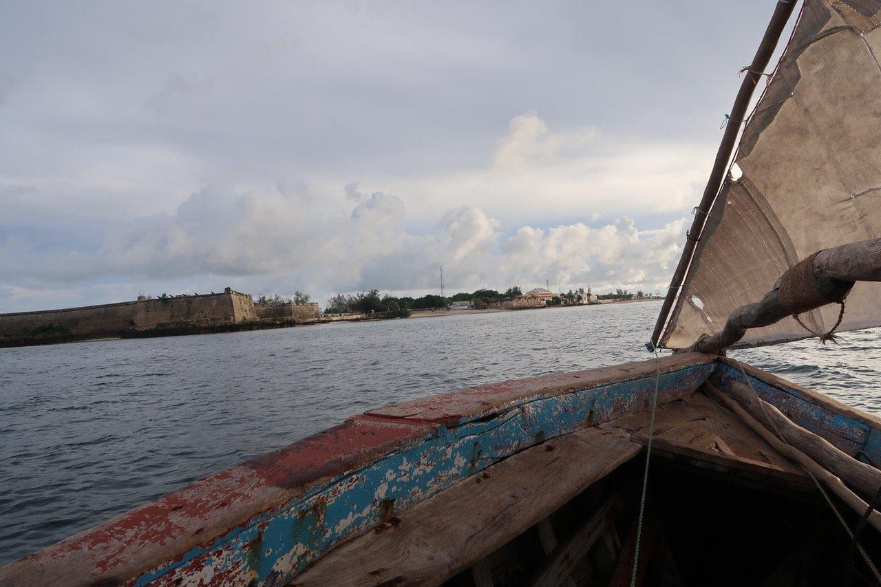 Bateau Mozambique A2