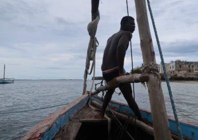 Mec bateau ilha A3