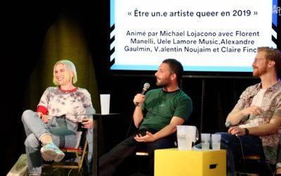 Être un·e artiste queer en 2019