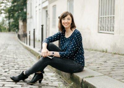 La coach Clotilde Dusoulier raconte ses trois changements de vie