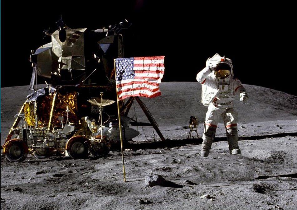 """Conférence """"Les premiers explorateurs de la Lune"""""""