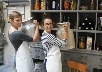 Audrey a quitté l'Assemblée nationale pour ouvrir une fromagerie à Marseille