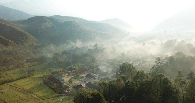Village Nabusimake