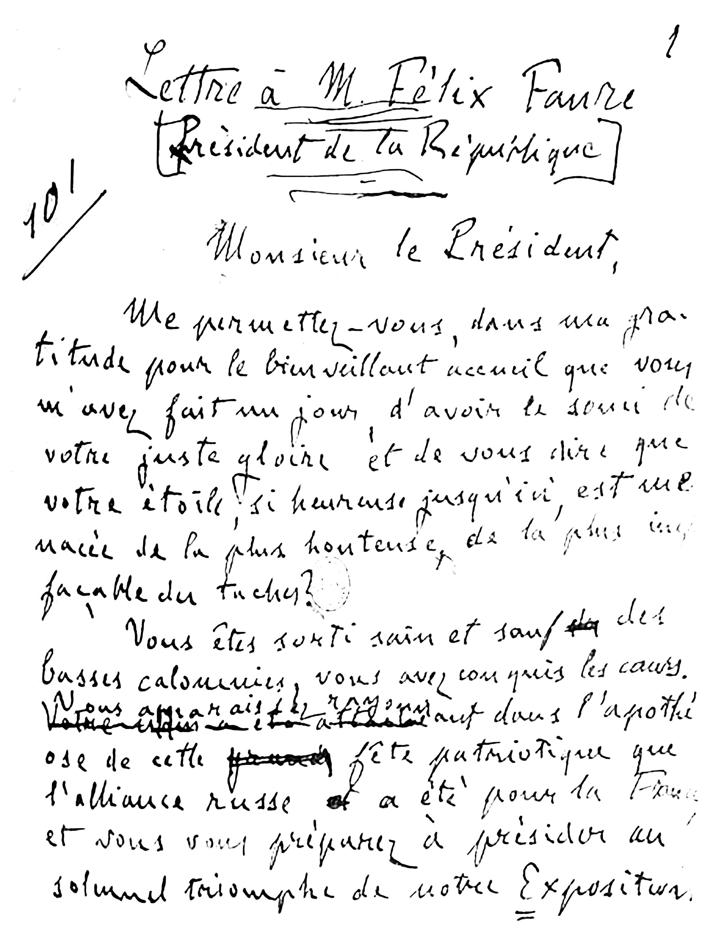 16 I Emile Zola I Des Lettres NON mais LDD_1