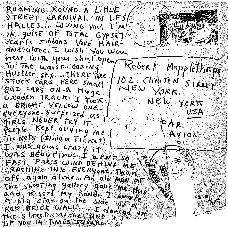 24 I Patti Smith I Des Lettres OK
