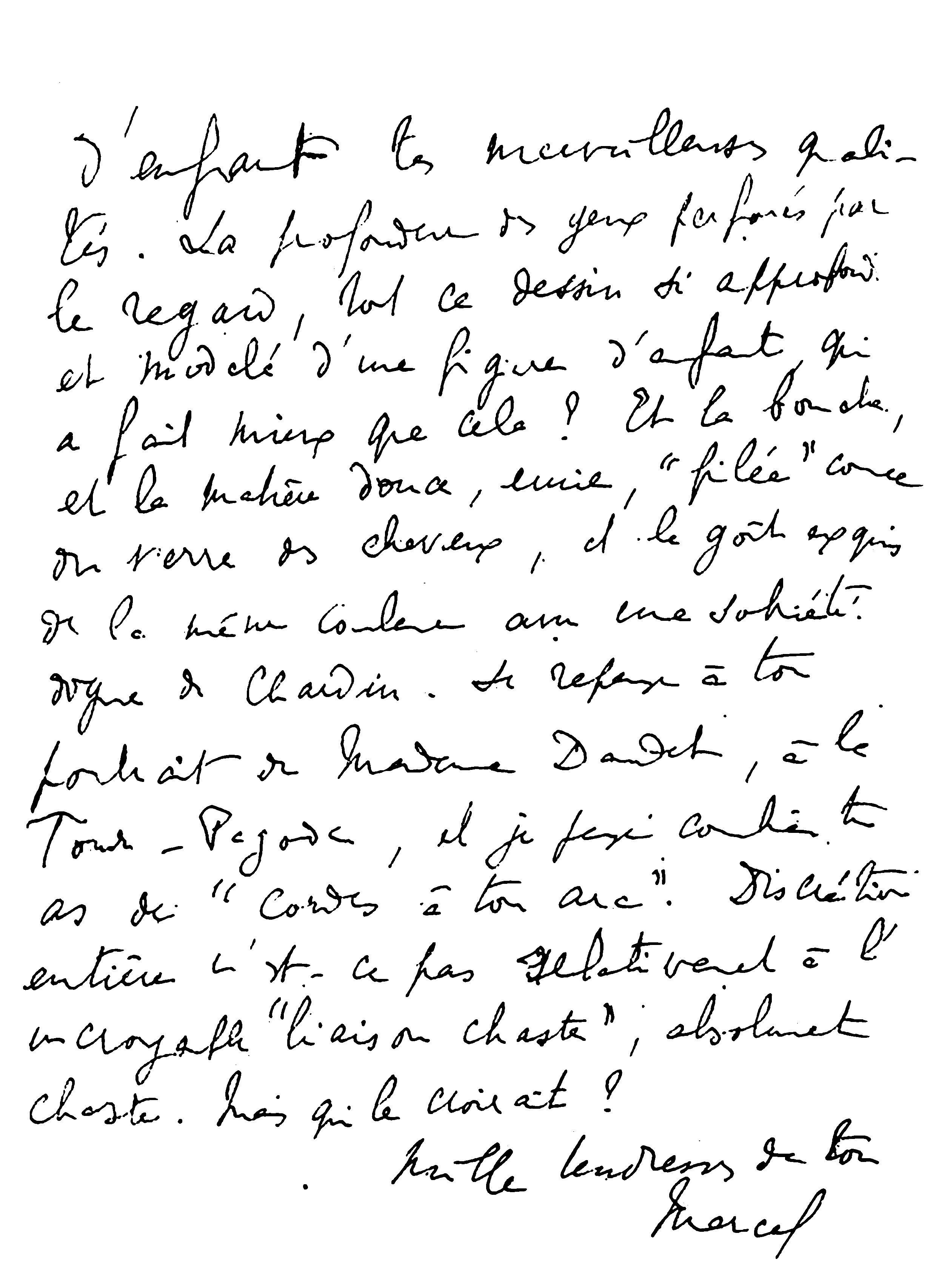 25 I Proust I Des Lettres NON mais LDD_1