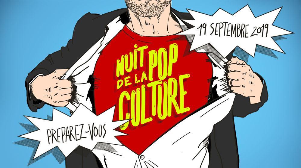 Nuit de la Pop Culture