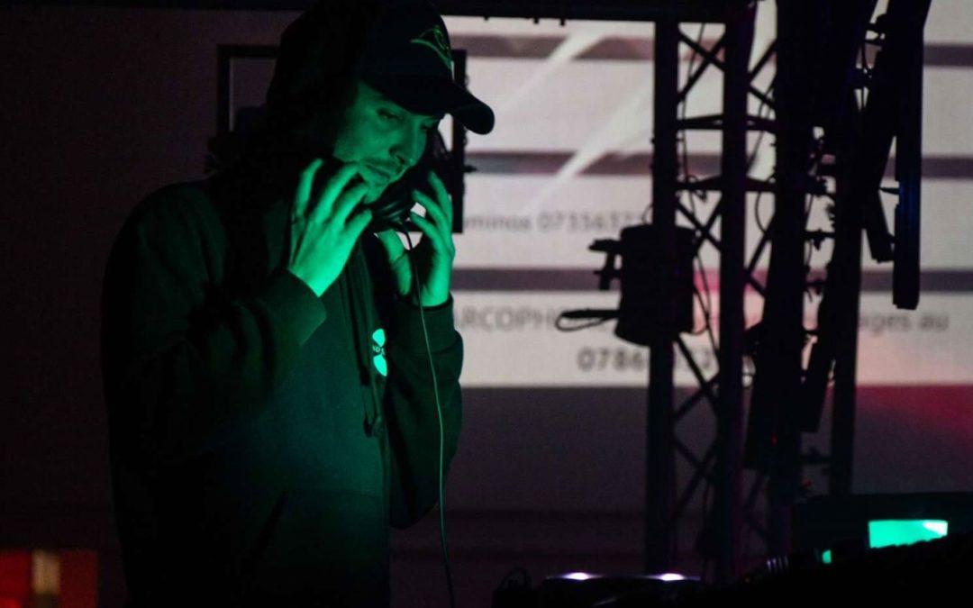 DJ set avec Alvex et Senny