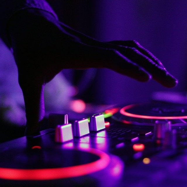 DJ set avec Titou