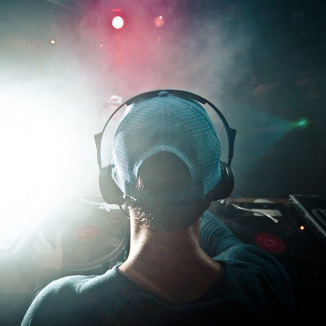 DJ set avec Martin Alix