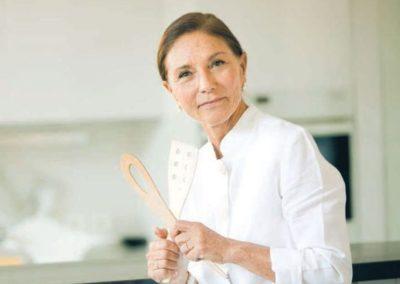 En cuisine avec Perla Servan-Schreiber et Héloïse Brion