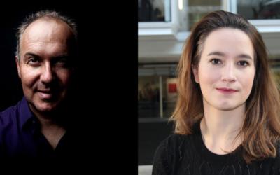 Très humain : rencontre entre Alain Damasio et Mélanie Marcel