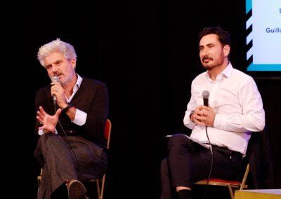 Dialogue entre Laurent Gaudé et Guillaume Klossa