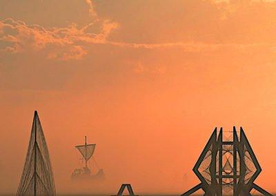Voyager à travers les utopies et construire le monde de demain