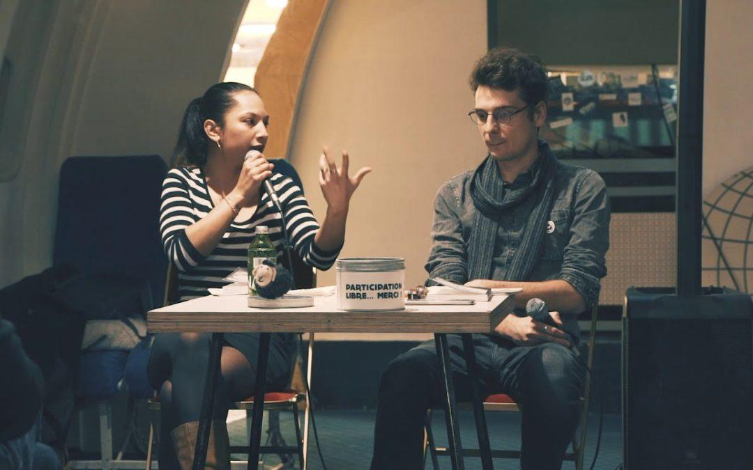 Rencontre littéraire autour de La Horde du Contrevent de Damasio
