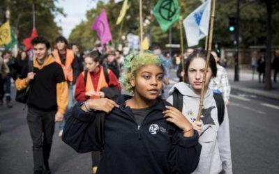 Face à la catastrophe écologique, la rébellion est nécessaire