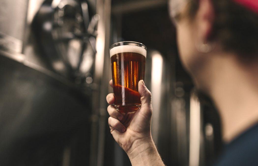 Une bonne bière, s'il vous plaît !