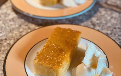 Portokalopita : le gâteau à l'orange de Kalimera