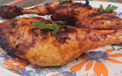 Le poulet tandoori de Doshas