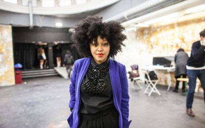 4 questions pour demain avec Sakina M'Sa #modedurable