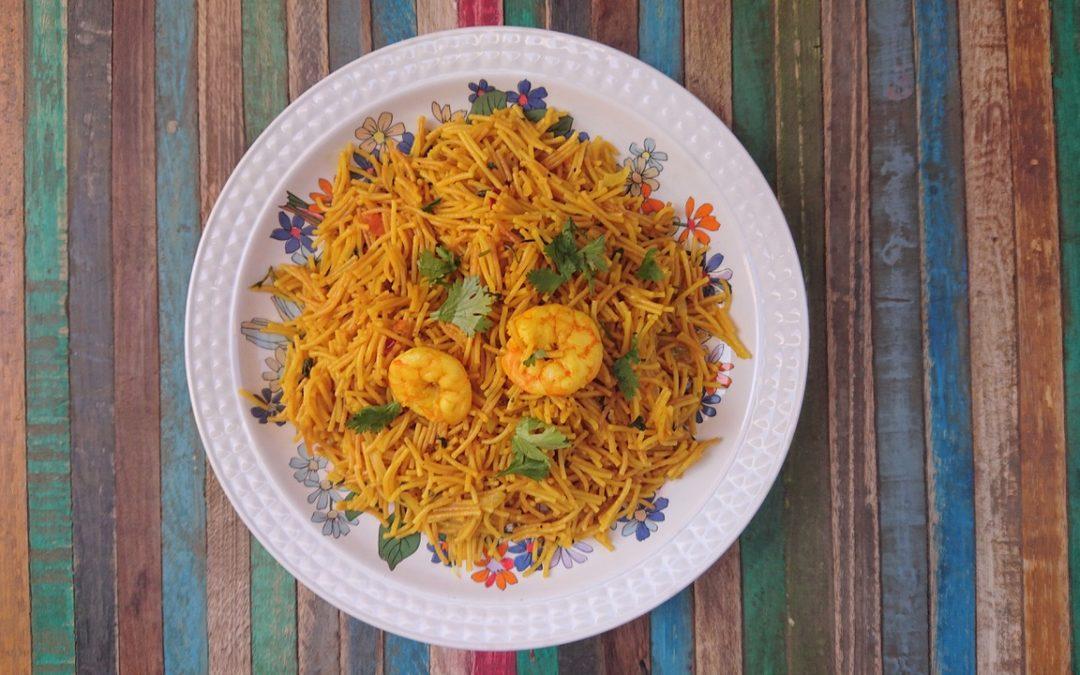 Les vermicelles de Pondichéry par Doshas