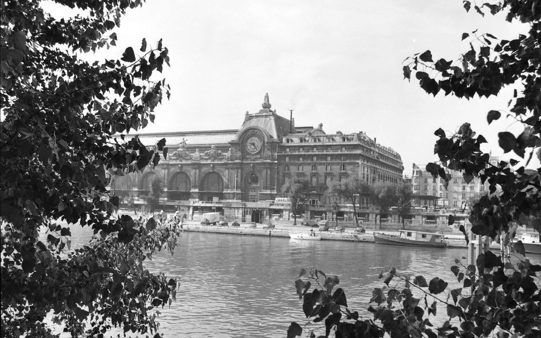Il était une voie : Orsay, de la gare au musée