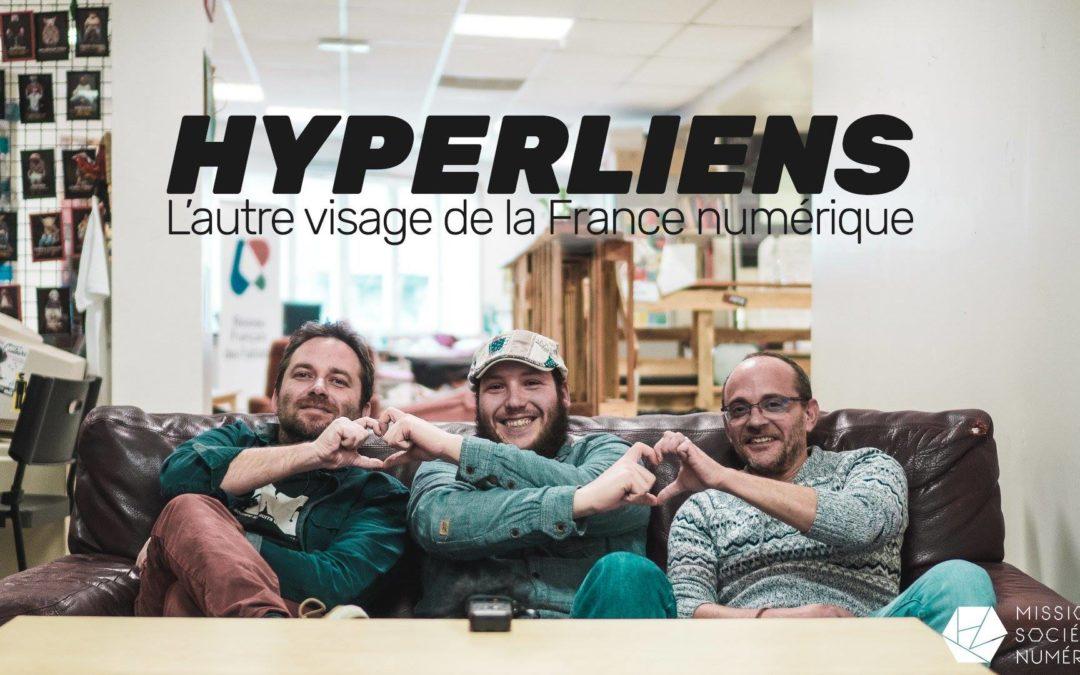 Hyperliens : quand le numérique créé du lien social