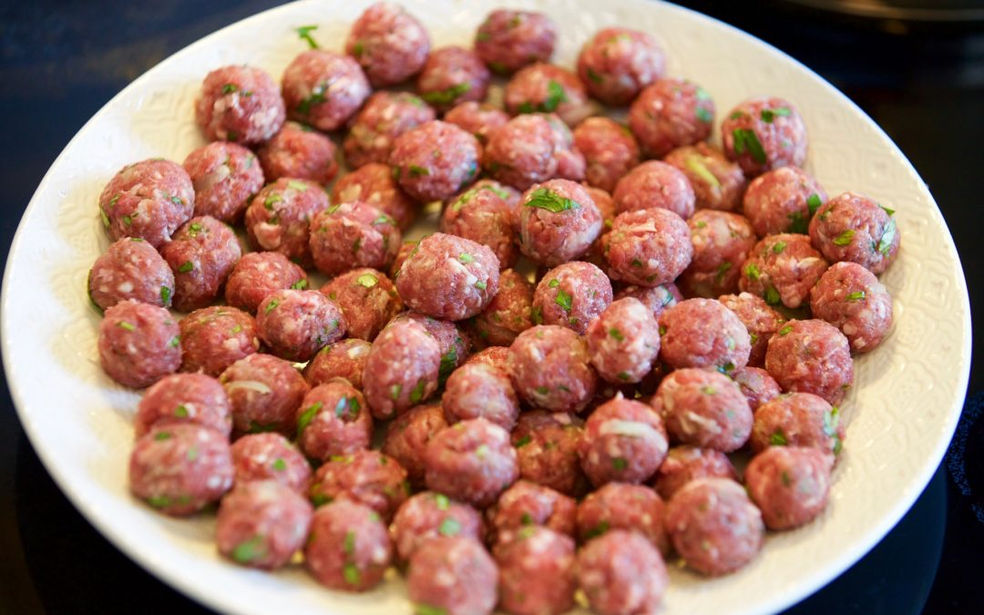 Les boulettes kefta de La Résidence