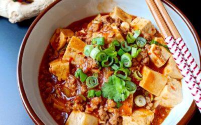 Le Tofu sauté au piment par Coin Op Table
