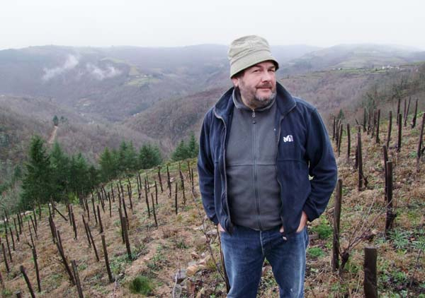 Le vin nature de Nicolas Carmarans