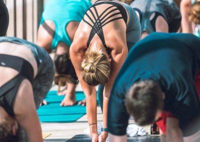 Cours de Yoga XXL