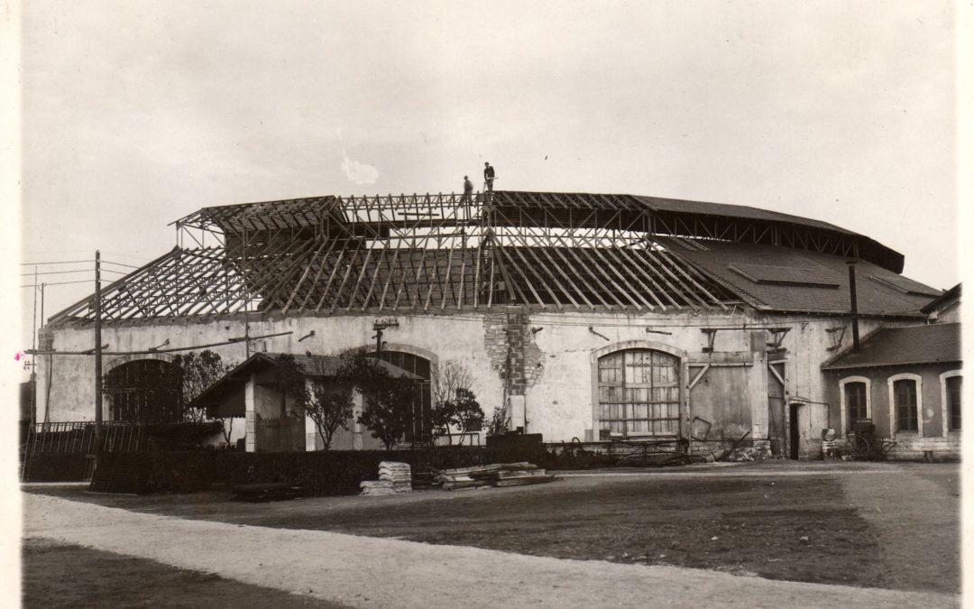 Il était une voie : Montabon, de la rotonde ferroviaire aux monuments historiques