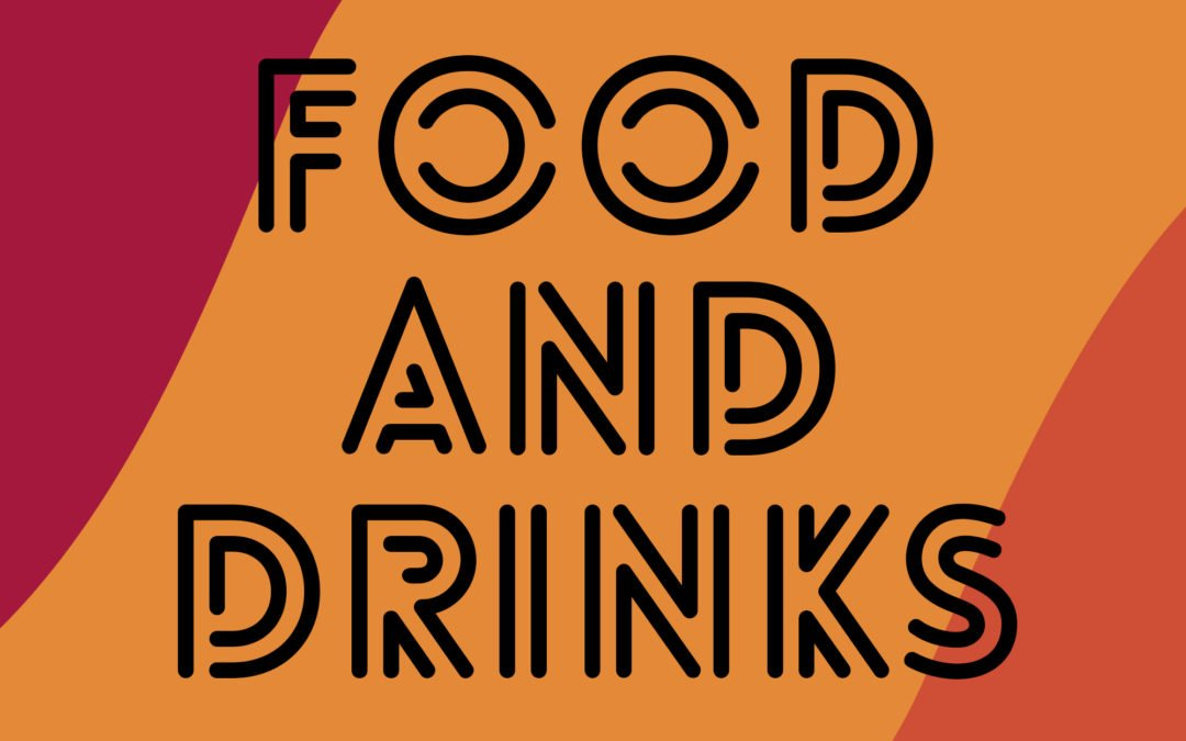 Playlist : food & drinks