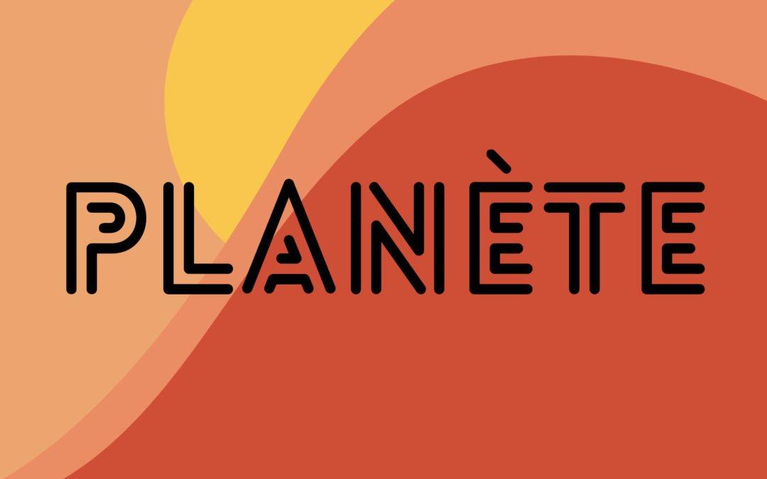 Playlist : planète