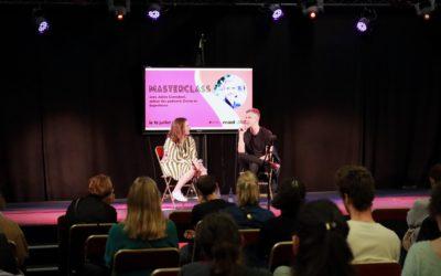 Julien Cernobori – Les Masterclasses de l'Été du Podcast