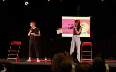Nathalie Sejean et Marion Seclin – Les Masterclasses de l'Été du Podcast
