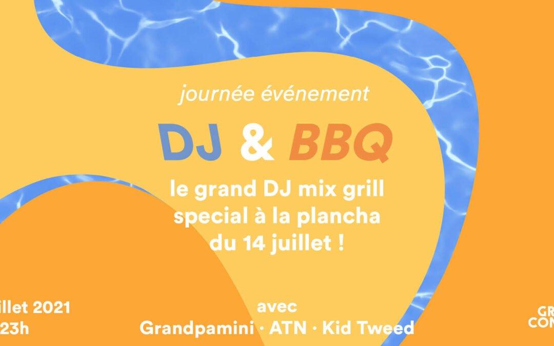 DJ & BBQ