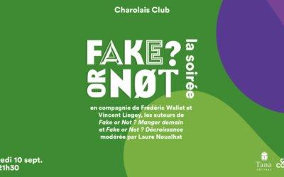 Fake or not : L'autonomie alimentaire et la décroissance en ville c'est possible (?) !